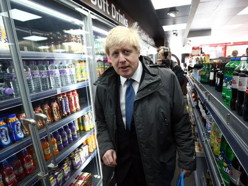 Mayor of London Boris Johnson is expected to return to Parliament