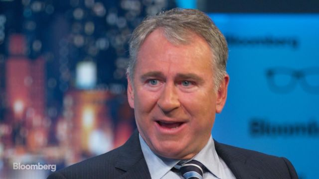 Ken Griffin Says Amazon Exit Damped Interest in Citadel NYC