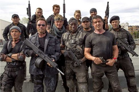 Expendables 3 Is Only Sylvester Stallone's Fourth-Worst Movie
