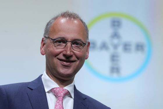 Bayer Vows to Back Roundup as Investors Fret About Crop Unit