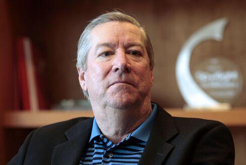 David Lesar, CEO of Halliburton