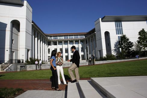 The Best Undergraduate B-Schools for Business Law