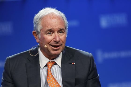 Steve Schwarzman Says Money Raised by Blackstone Was Like an 'Out-of-Body Experience'