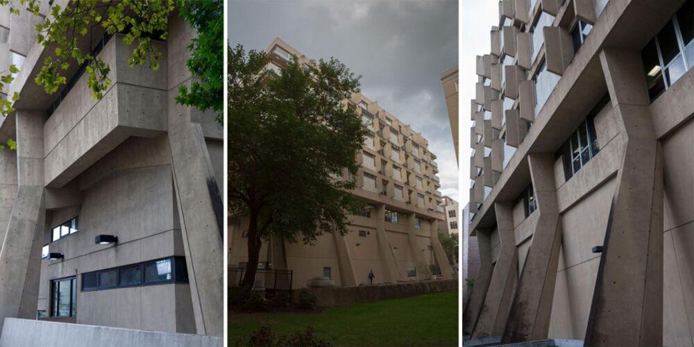 How Architect Tasso Katselas Built Modern Pittsburgh Bloomberg