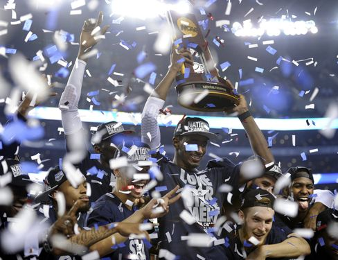 University of Connecticut Wins Title
