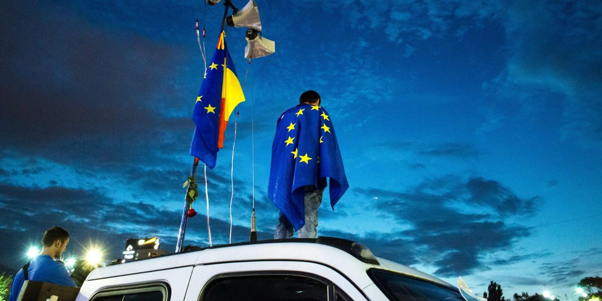 Here's Why Romanian Politics Is Blowing Up Yet Again