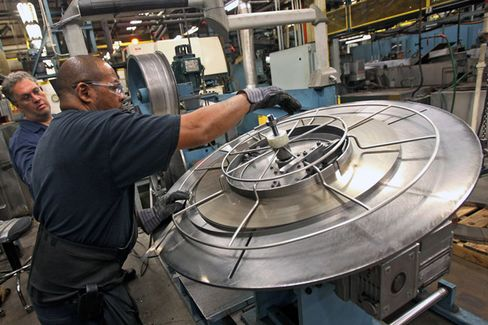 Researcher Unearths Record Manufacturing Trade Gap