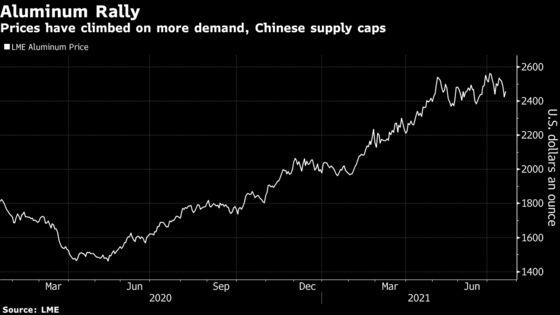 Rusal May Curb Aluminum Exports Once Russian Tax Kicks In