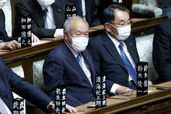 Japan's New Finance Minister Stresses FX Stability Is Vital