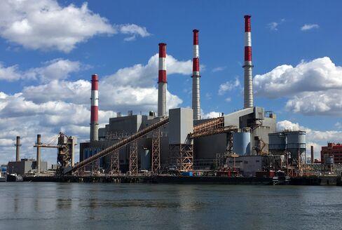Ravenswood Power Plant