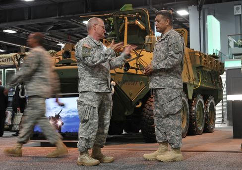 U.S. Army Spent More Than $10 Million on D.C. Conference