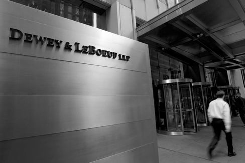 Criminal Charges Against Law Firm Bosses Follow Dewey & LeBoeuf???s Downfall