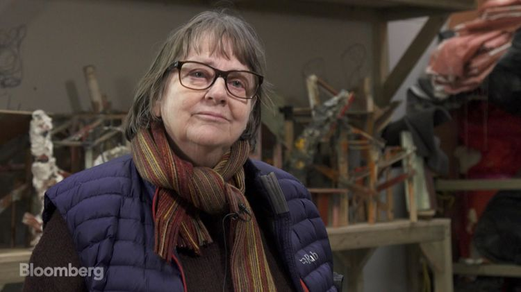 relates to Phyllida Barlow on 'Brilliant Ideas' | Episode 56