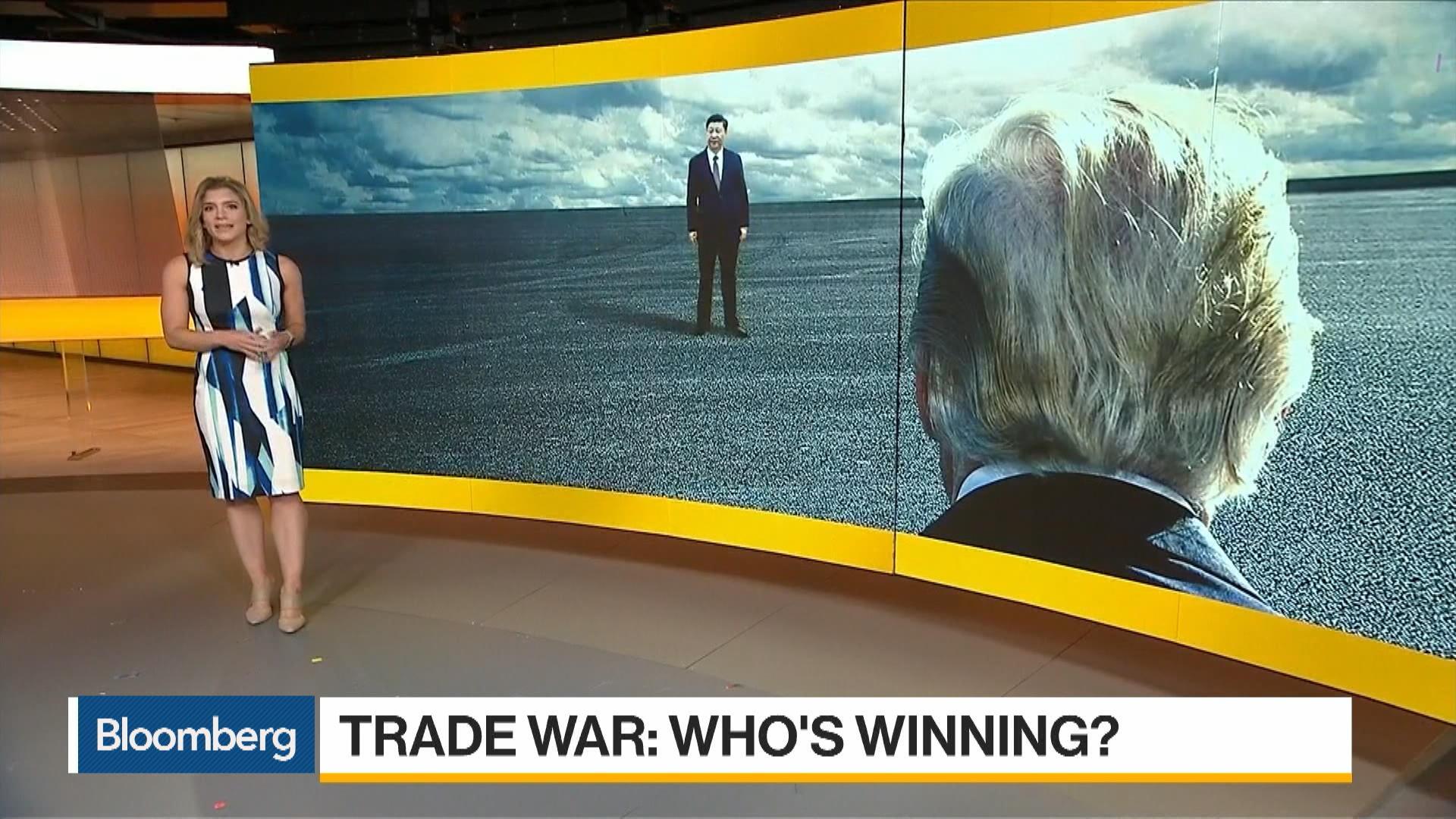 Who's Winning the Trade War?