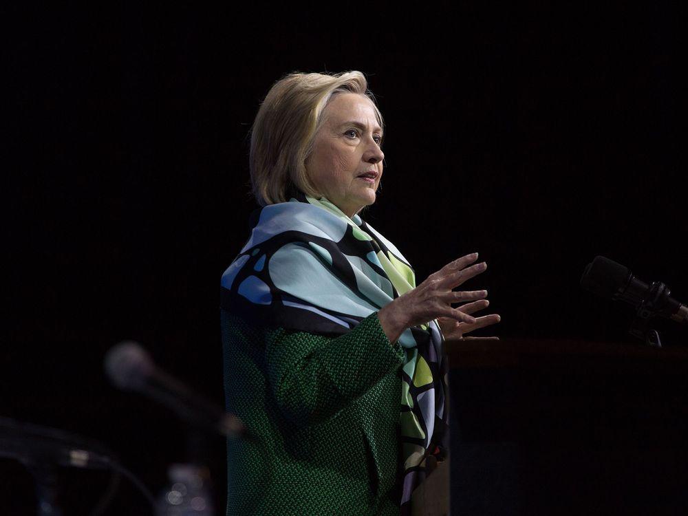 Hillary Clinton Says Mueller Report Is the Beginning, Not the End