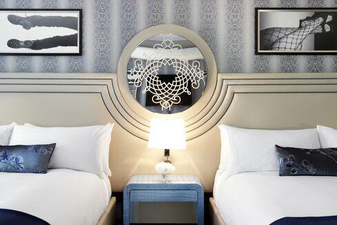 A Suite at The Cosmopolitan of Las Vegas