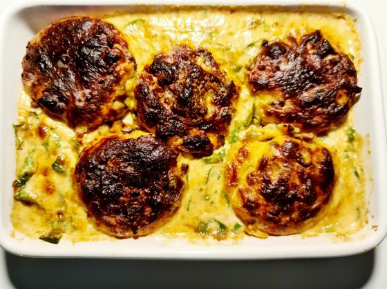 Mary Berry's Simple Recipe for Double-Baked Mushroom Souffles