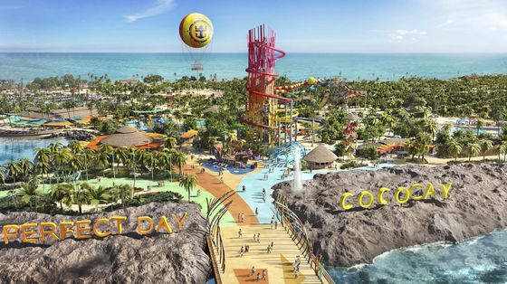 Royal Caribbean Cruises Shifts to Land With $100 Balloon Rides