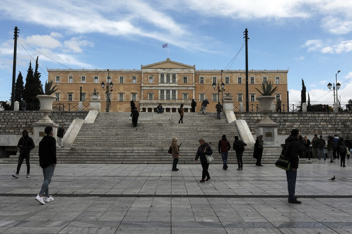 New Democracy Wins First Poll Since Tsipras's Snap Election Call