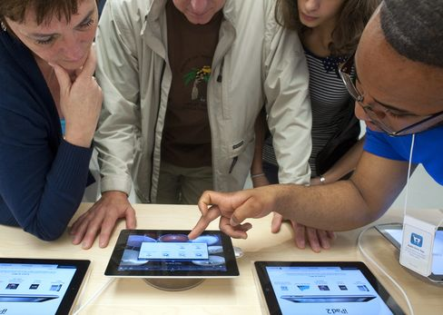 Apple Shifts Support to Sharp for 2012 TV Debut