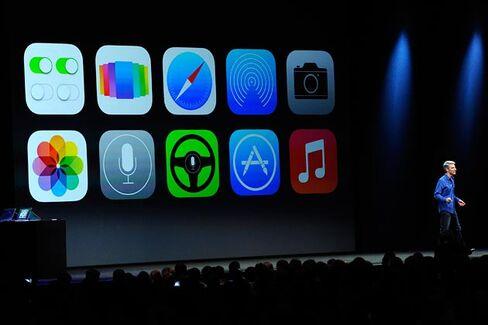 Apple Flatters Microsoft With Imitation