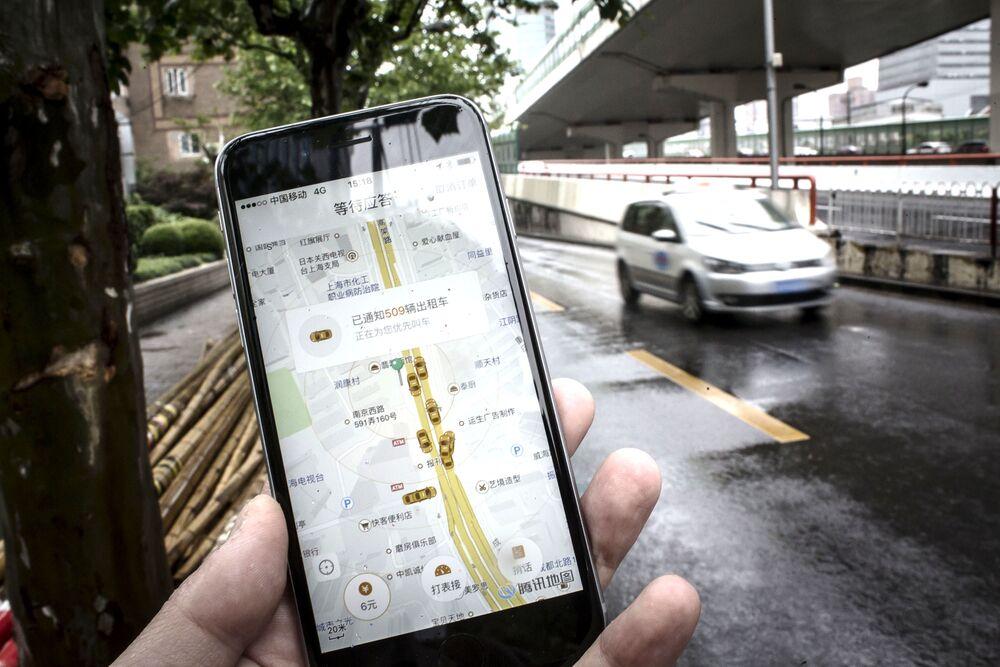 Didi Eyes Global Expansion, Battles Uber Again in Latin America