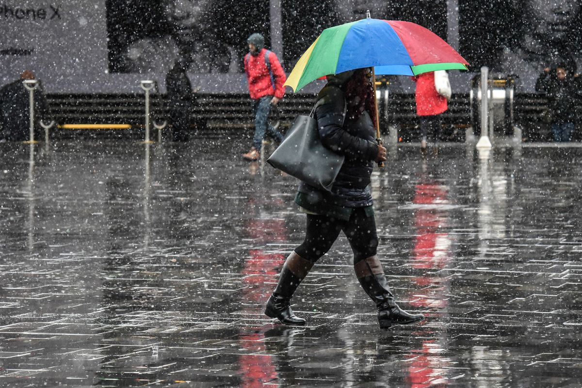 NOT AGAIN Winter Takes Another Swipe at New York Northeast This Week