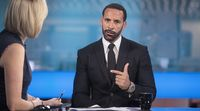 relates to Rio Ferdinand on Business, Investment and Women's Soccer