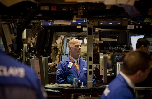 S&P 500 Headed for Longest Decline Since November on Europe Woes