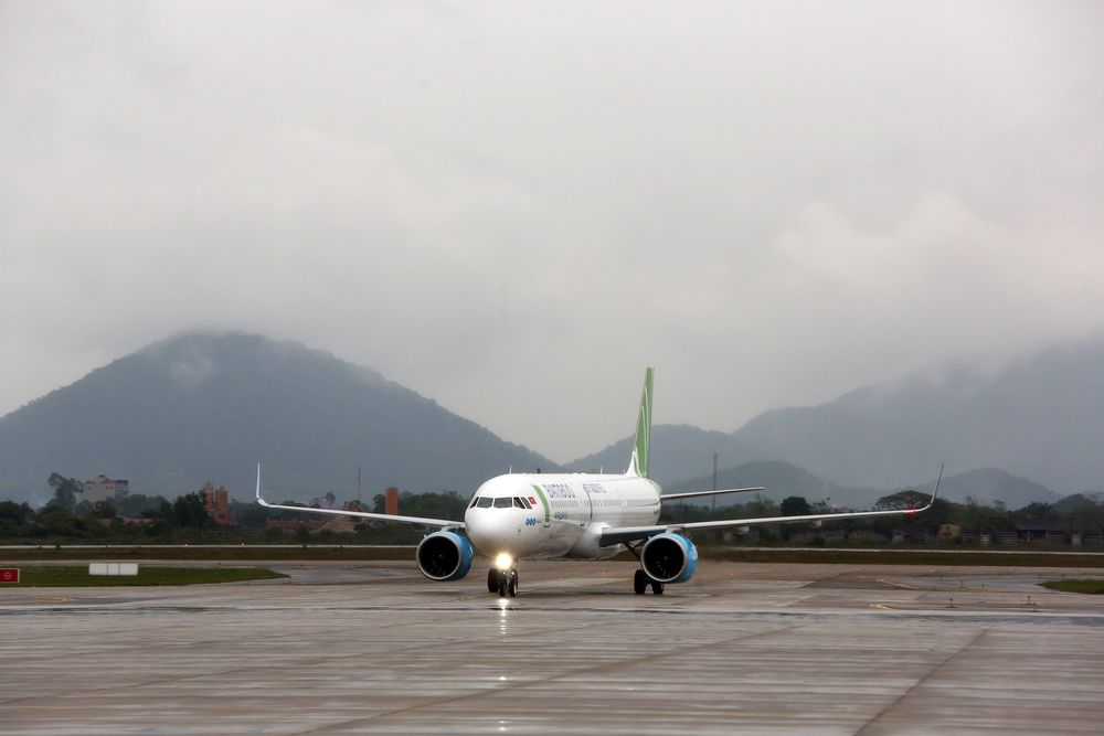 Asia's Newest Airline, Bamboo Airways, Launches First Flight