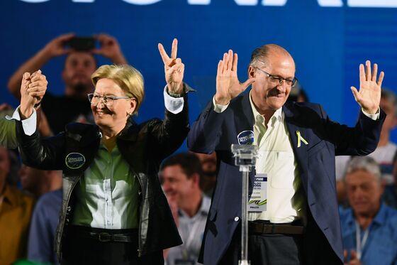 Right-Winger Picks Brazil General as VP, Others Choose Women