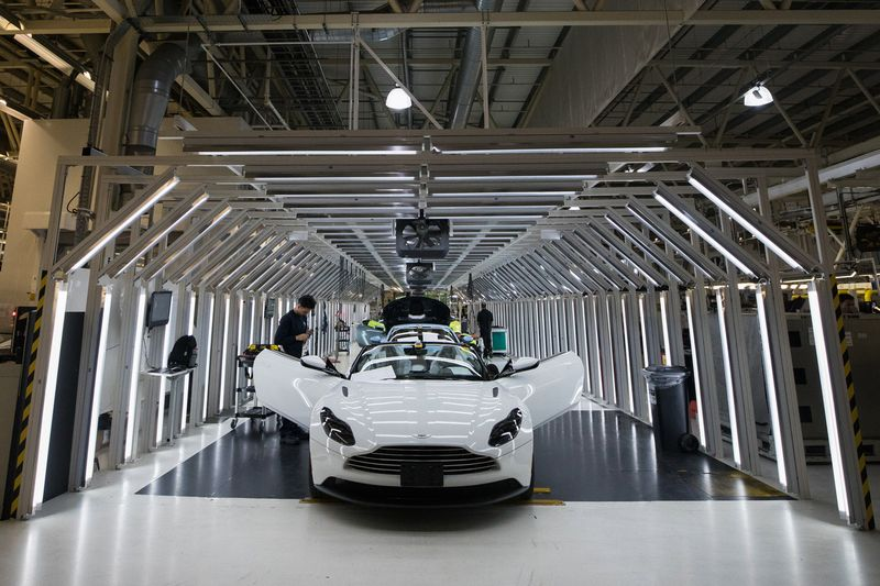 Best And Worst IPOs Of Give Hints For Aston Martin Sale Bloomberg - Aston martin sale