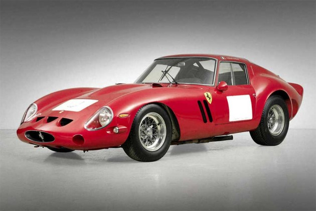 Rare Ferrari Expected To Fetch Up To $75 Million - Bloomberg