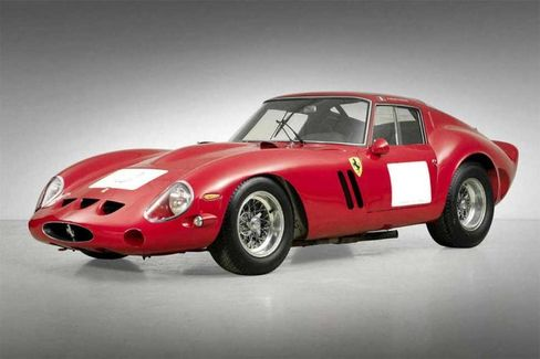 Ferrari-nomics: How a Sports Car Brand Engineers Record-High Prices
