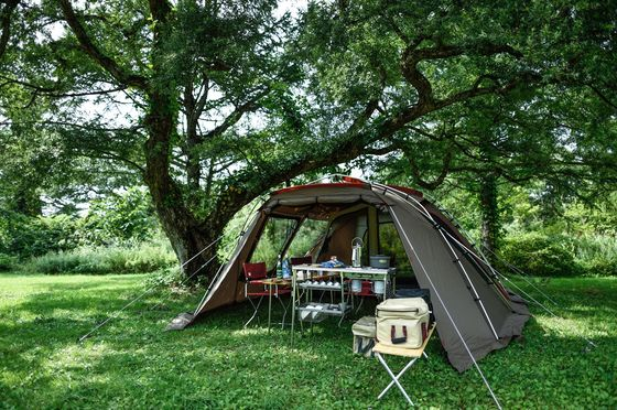Japan's Cult Outdoor Brand Wants You to TestIts Thousand-Dollar Tents