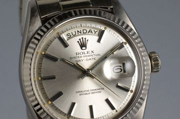 Rolex vs  Tudor: A Tale of Two Vintage Day Dates - Bloomberg
