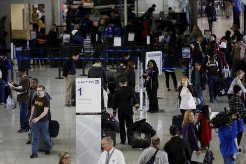 Operations At Los Angeles Airport On The Busiest Travel Day Of The Year