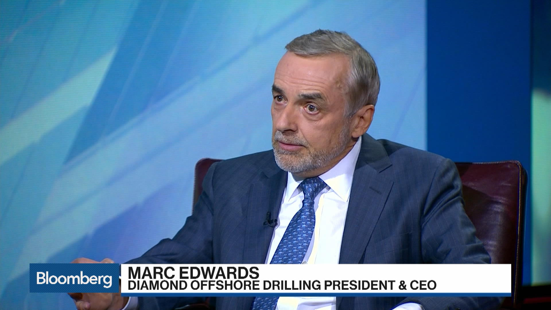 Deepwater Profitable at Today's Prices, Says Diamond Offshore CEO
