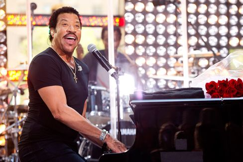 Lionel Richie on Surviving the Cut-Throat Music Business