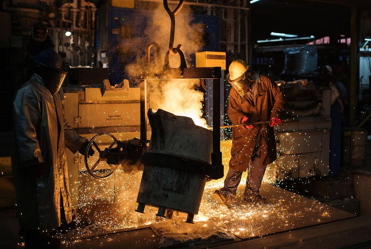 Tears of Joy Flow in the Steel Industry as Trump Rolls Back Tariffs