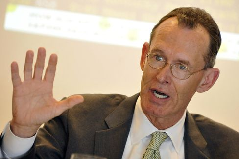 Robert Stevens, CEO of Lockheed Martin Corp