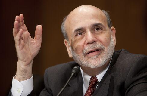 Fed Chairman Ben S. Bernanke