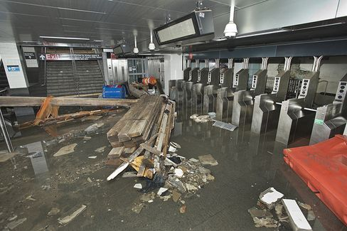 Who Will Pay For New York's Subway Repairs?