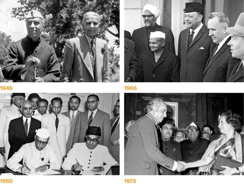 Even before the 1947 partition, deep personal animosity divided Jawaharlal Nehru, who would lead India, and Muhammad Ali Jinnah, the father of Pakistan. The ensuing decades saw three wars as well as attempts at rapprochement—none of which stuck.
