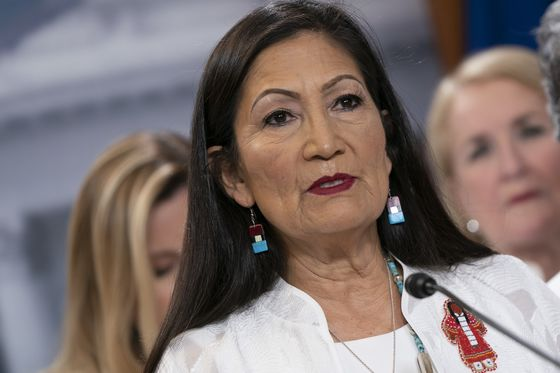 Pelosi Gives Biden Her Blessing for House's Haaland in Cabinet