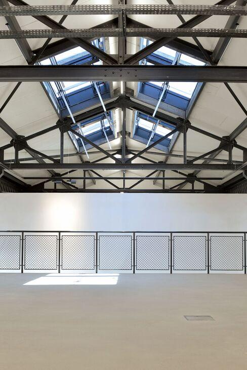The Luma Foundation in Arles, France.