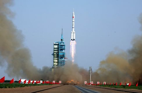China's Space Mission