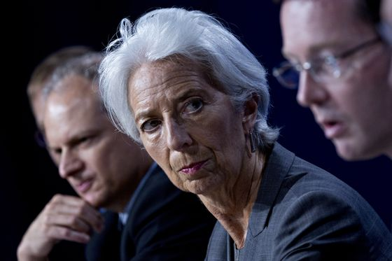 Lagarde Says World Needs to Spend More to Meet Development Goals