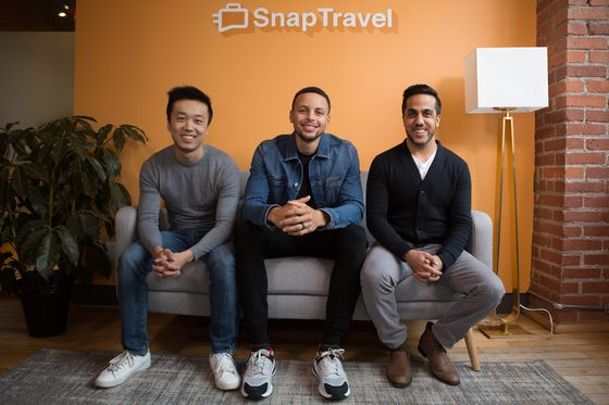 Steph Curry Bets on Toronto Startup in Search for Early Winners
