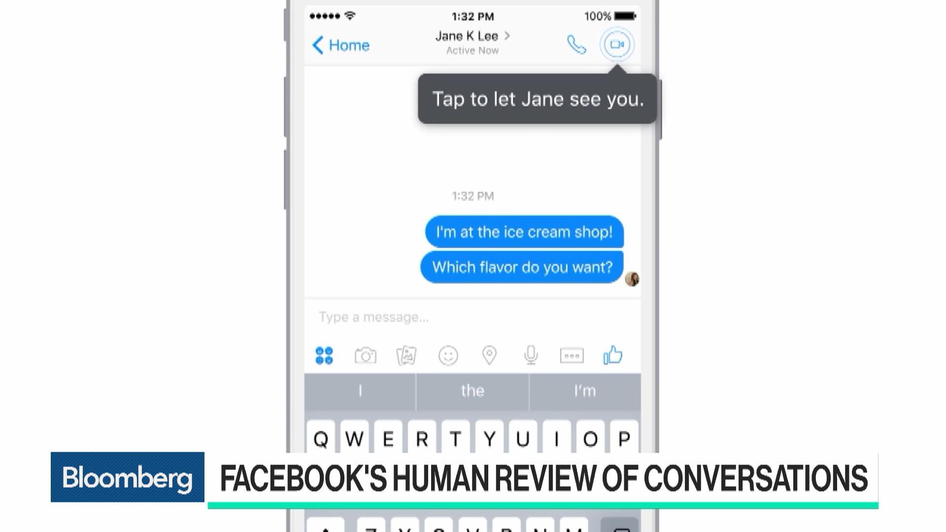 Facebook Fb Paid Contractors To Transcribe User Audio